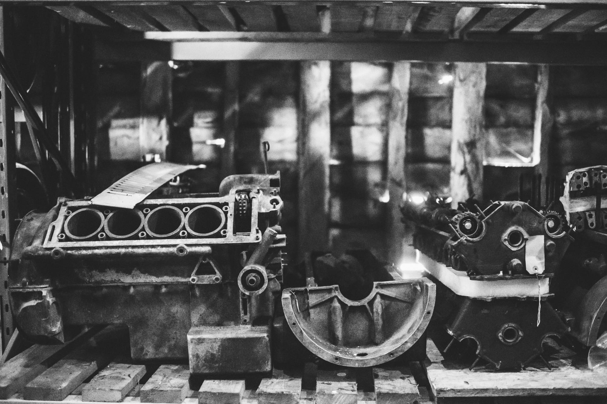 parts | mcgrath maserati