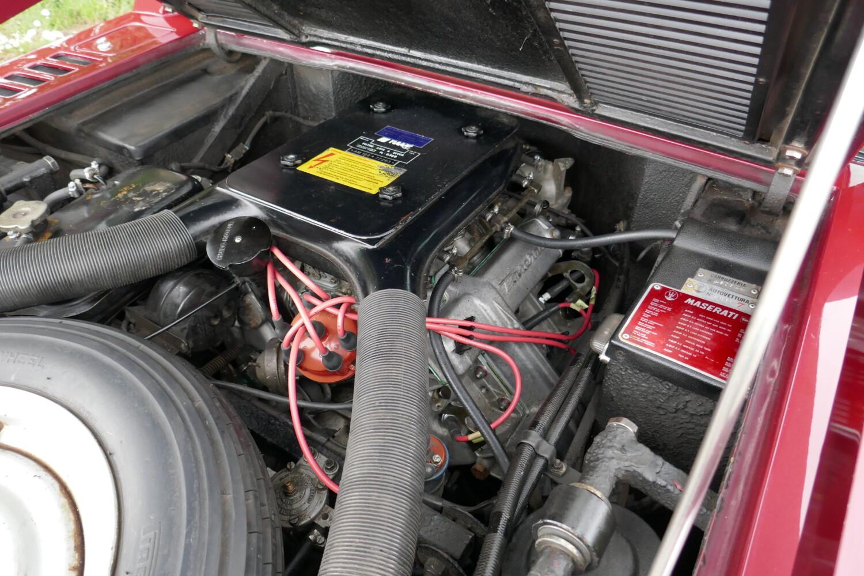 1981 Maserati Merak SS   McGrath Maserati