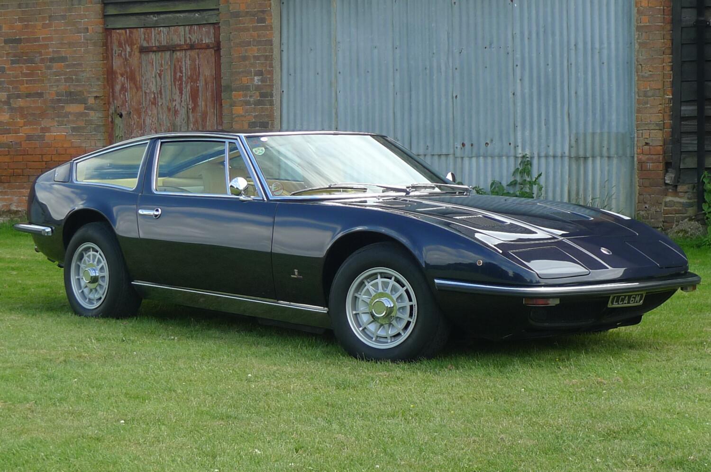 McGrath Maserati   1974 Maserati Indy 4900
